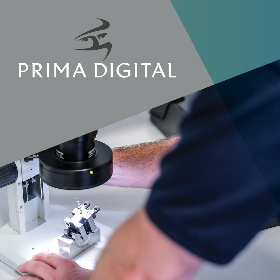 Prima Digital Brochure Cover Tool Range